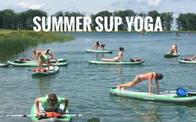 "What's ""SUP"" In Ellicottville This Summer"